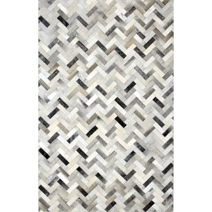 9119d056c7d Gray   Silver Cowhide Rugs You ll Love
