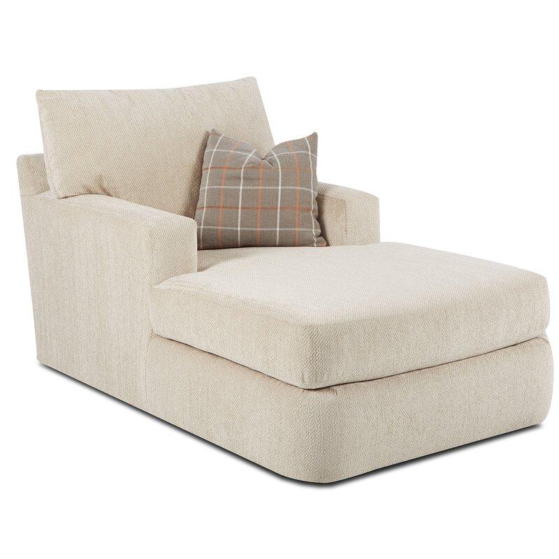 alcott hill thalia chaise lounge reviews wayfair