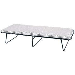 Steel Cot With Mattress