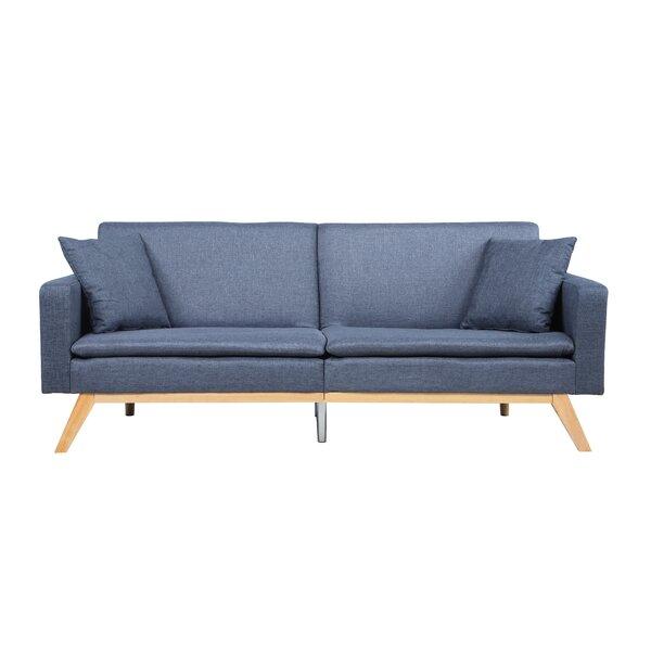 Madison Home USA Mid Century Modern Sofa U0026 Reviews | Wayfair