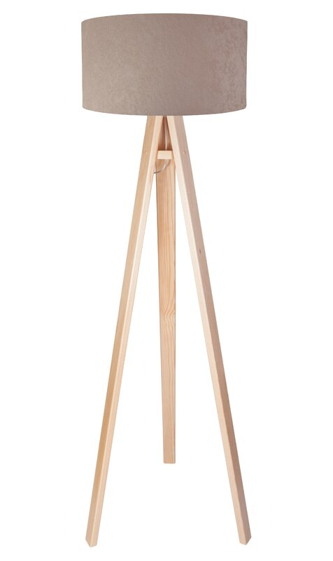 macodesign 140 cm tripod stehlampe nigella bewertungen. Black Bedroom Furniture Sets. Home Design Ideas