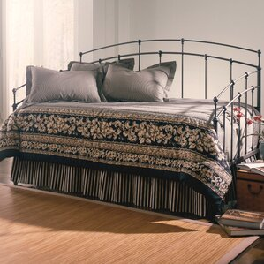 Traditional Metal Frame Daybed by Symple Stuff
