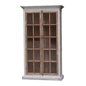 Mallory Vitrine Standard Bookcase