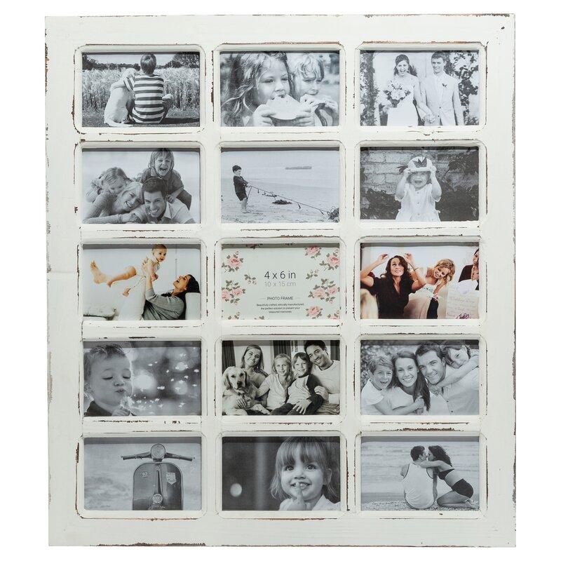 HamptonFrames Collage-Rahmen Bombay aus Holz   Wayfair.de