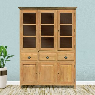 Pellerin Recycled Teak Cupboard Medium China Cabinet