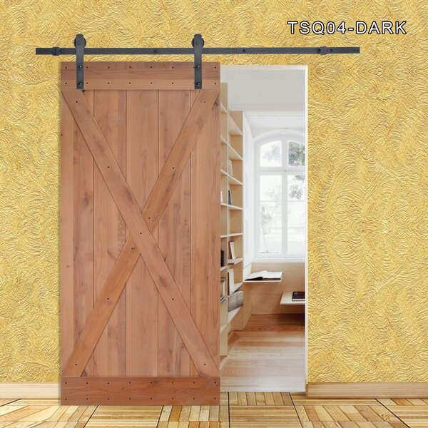 48 Inch Wide Sliding Barn Door Wayfair
