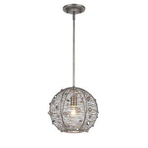 Hermione 1-Light Globe Pendant
