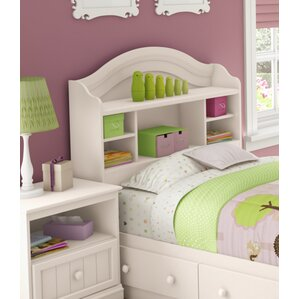 Savannah Twin Bookcase Headboard by South Shore