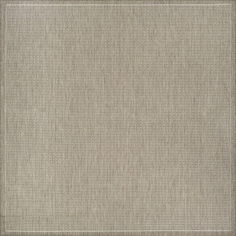 Charlton Home Westlund Champagne/Taupe Indoor/Outdoor Area Rug ...