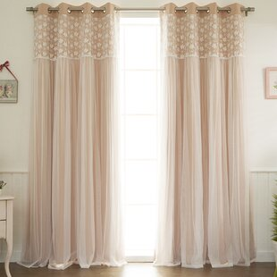 Amazing Panel Pair Curtains Drapes Youll Love Wayfair Download Free Architecture Designs Jebrpmadebymaigaardcom