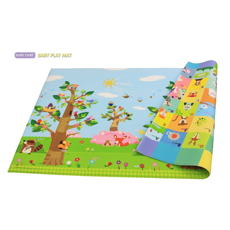 Birds in the Trees Baby Playmat