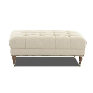 Lilliana Ottoman by Darby Home Co