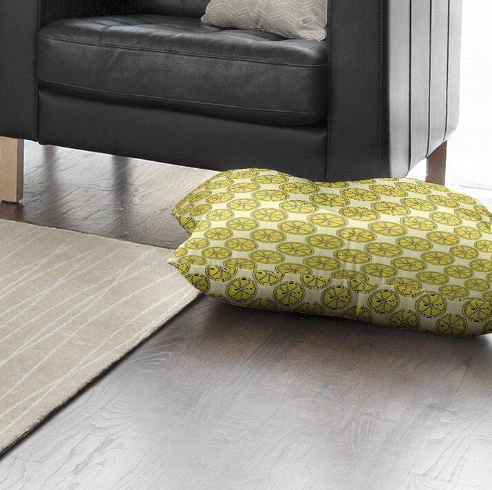 Latitude Run Cybil Indoor/Outdoor Floor Pillow | Wayfair