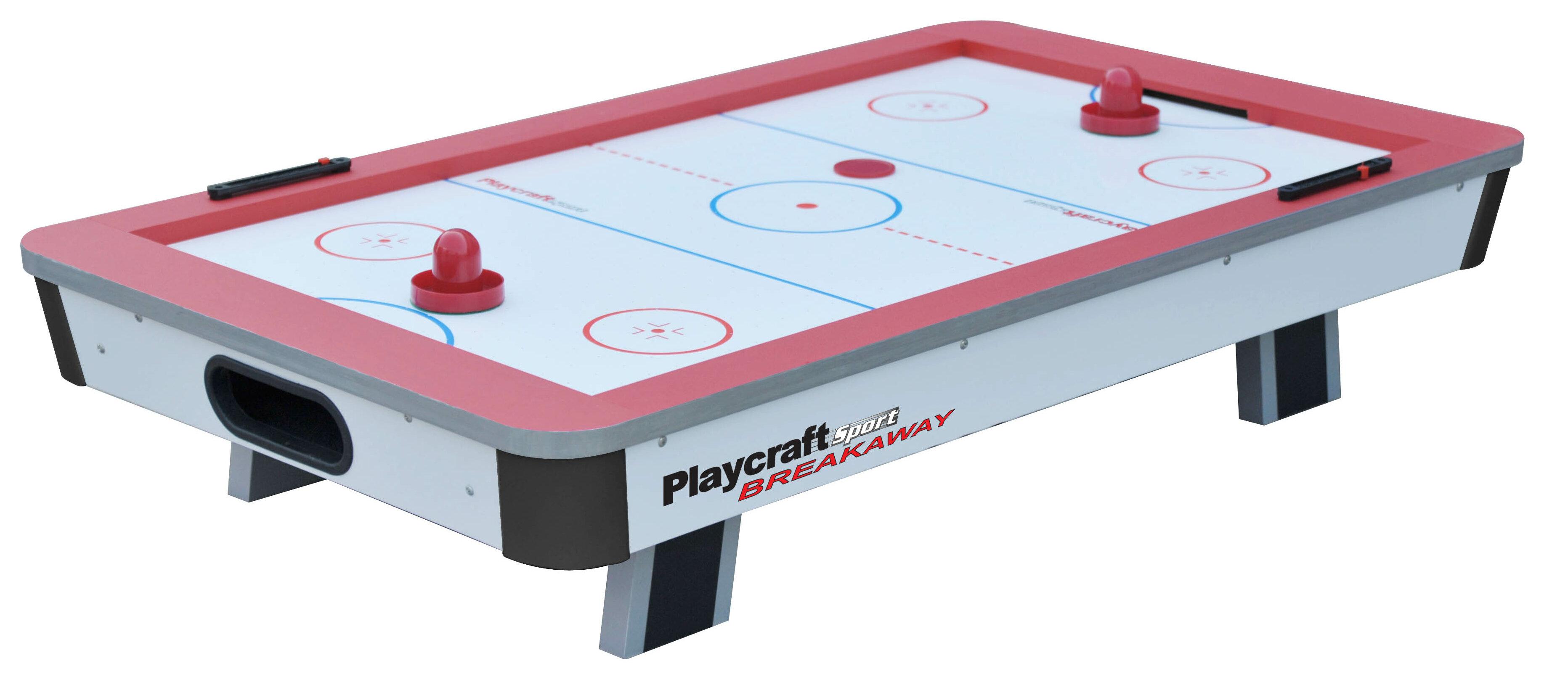 Playcraft 42u201d Sport Breakaway Air Hockey Table U0026 Reviews | Wayfair