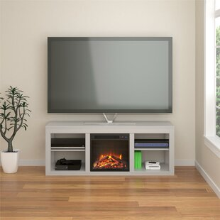 Faux Stone Fireplace Tv Stand Wayfair