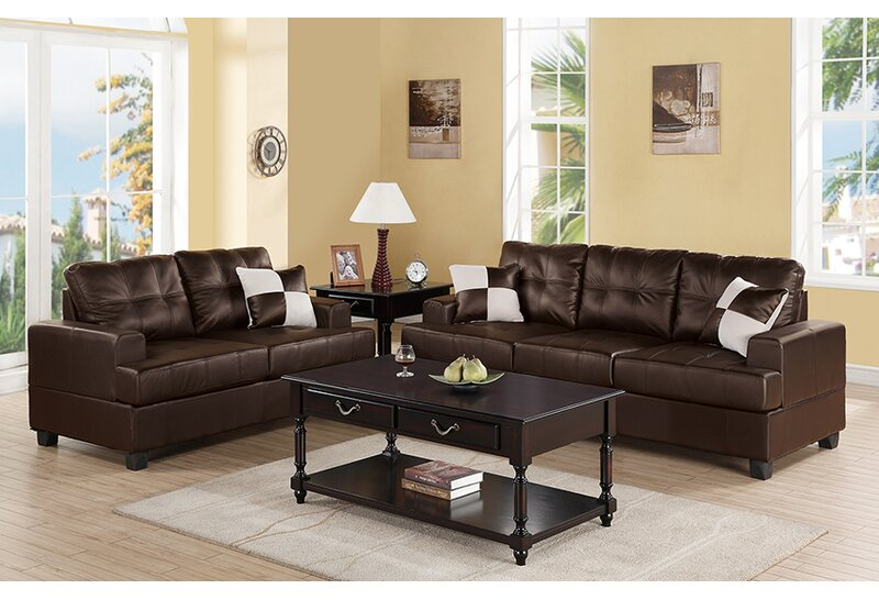 T Austin Designwamsutter 5 Piece Living Room Set