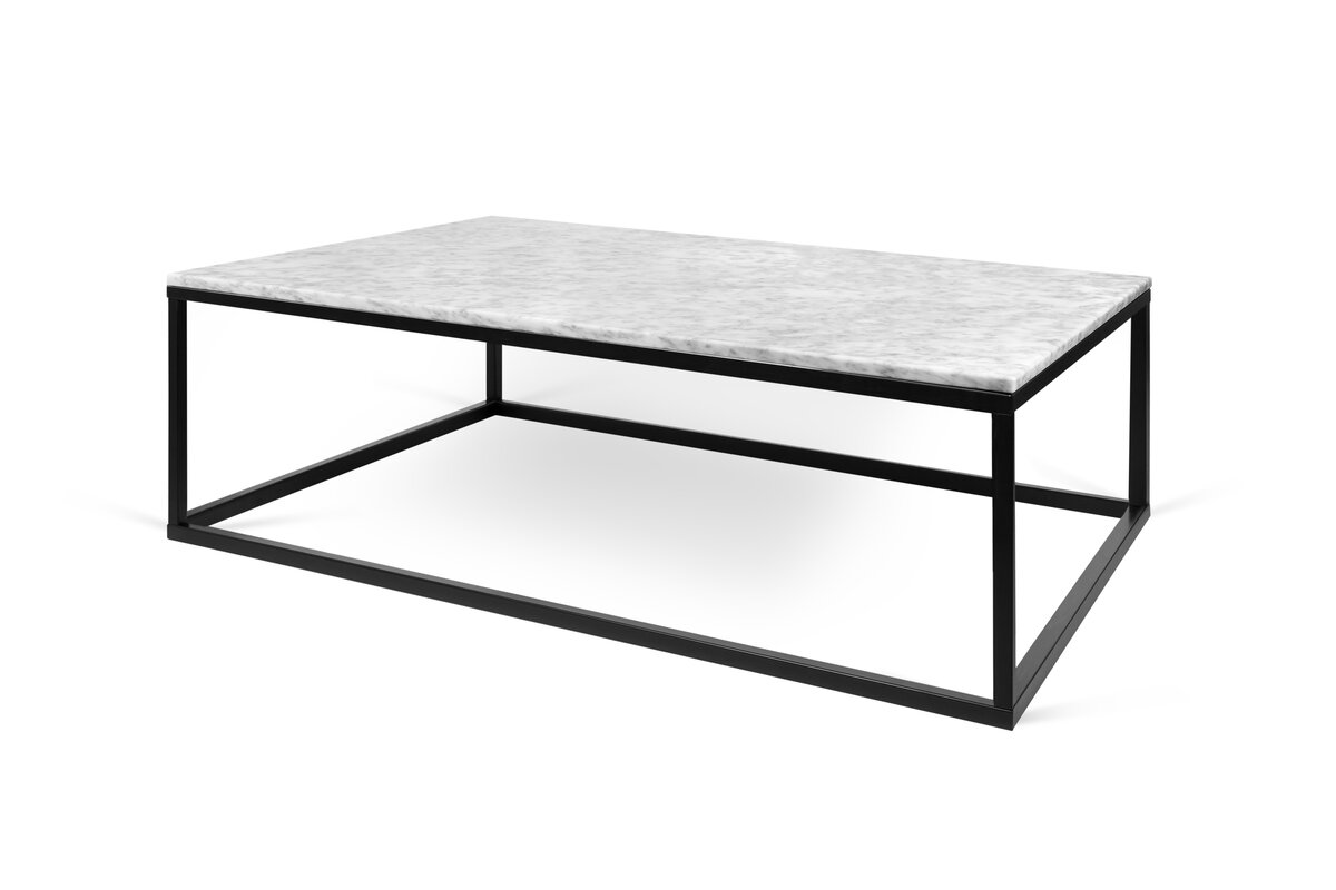 Prairie Marble Coffee Table Reviews AllModern