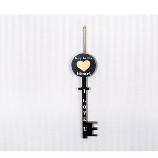 Love Key Wall Décor