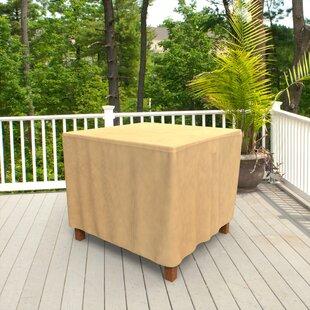 Wayfair & Square Patio Table Cover | Wayfair