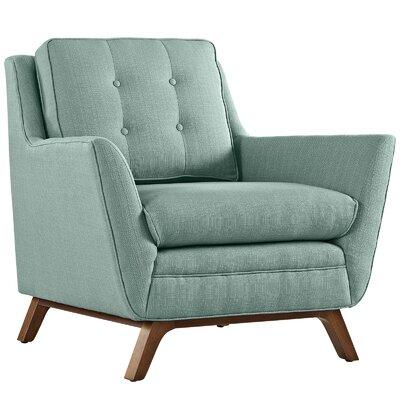 George Oliver Binder Armchair Upholstery: Laguna