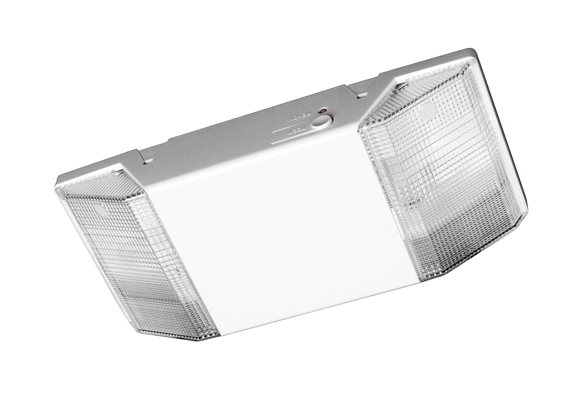 Compact fixture led emergency light