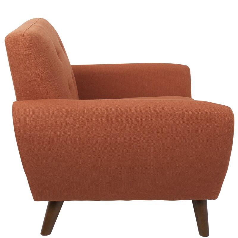 Springdale Mid Century Modern Armchair
