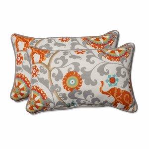 Hardy Outdoor Lumbar Pillow (Set of 2)
