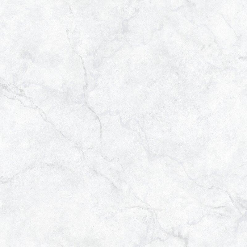 Carrara Marble L And Stick 5 48m X 52 07cm Wallpaper Roll
