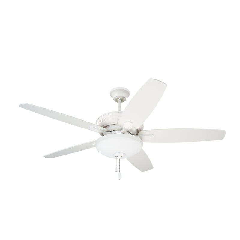 Red Barrel Studio 52 Millfield 5 Blade Ceiling Fan Reviews