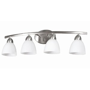 Longbow 4-Light Vanity Light