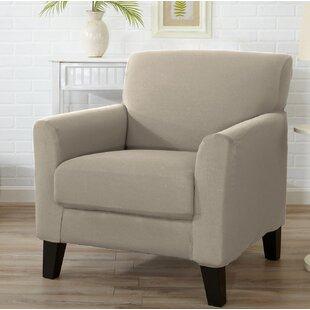 T Cushion Armchair Slipcover