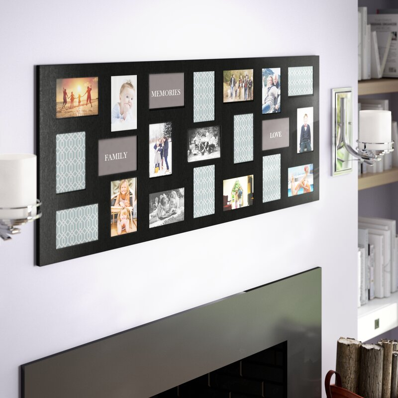 Andover Mills Trottier 21 Opening Collage Picture Frame