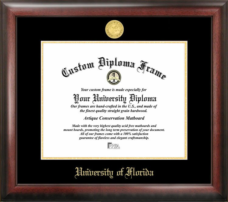 Campus Images NCAA Florida University Diploma Picture Frame ...