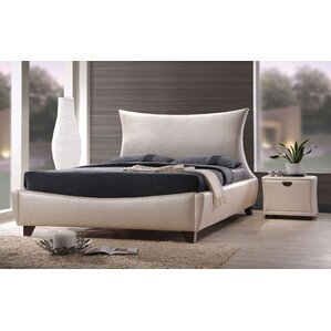 Galton Upholstery Platform Bed by ACME Furniture