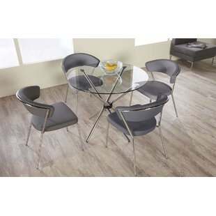 Serna 5 Piece Dining Set (Set of 5)
