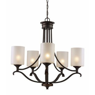 Colored glass chandelier wayfair save aloadofball Gallery