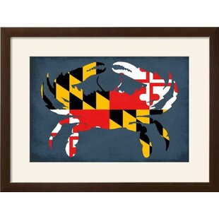 Super Maryland Flag Wall Art | Wayfair ZJ84