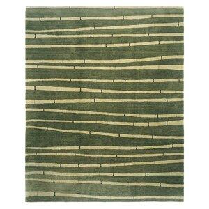 Chic & Modern Green Rug