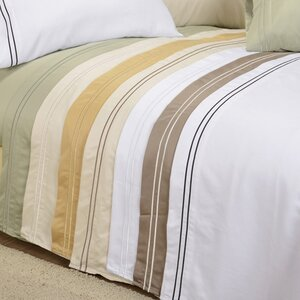 Patric 800 Thread Count Solid Pillowcase (Set of 2)