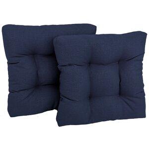 Patio Outdoor Chair/Rocker Cushion (Set of 4)