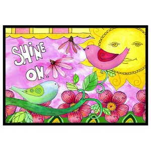 Shine on Sunshine Doormat