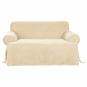 T-Cushion Sofa Slipcover b..