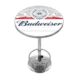 Budweiser Pub Table Today Sale Only