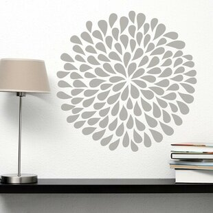 Large Floral Wall Decals Wayfair