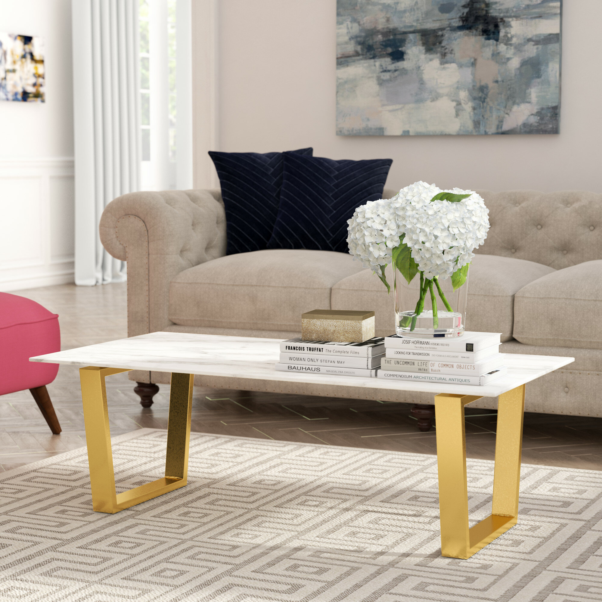 Willa Arlo Interiors Germana Coffee Table U0026 Reviews | Wayfair