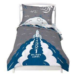 Best Rocket Ship Bedding | Wayfair YM46