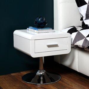Broomes 1 Drawer Bedside Table