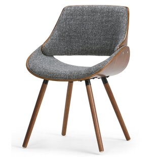 Malden Bentwood Upholstered Dining Chair