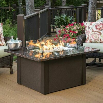 Natural Gas Outdoor Fireplaces Amp Fire Pits You Ll Love Wayfair