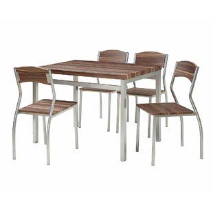 Kaelin 5 Piece Dining Set
